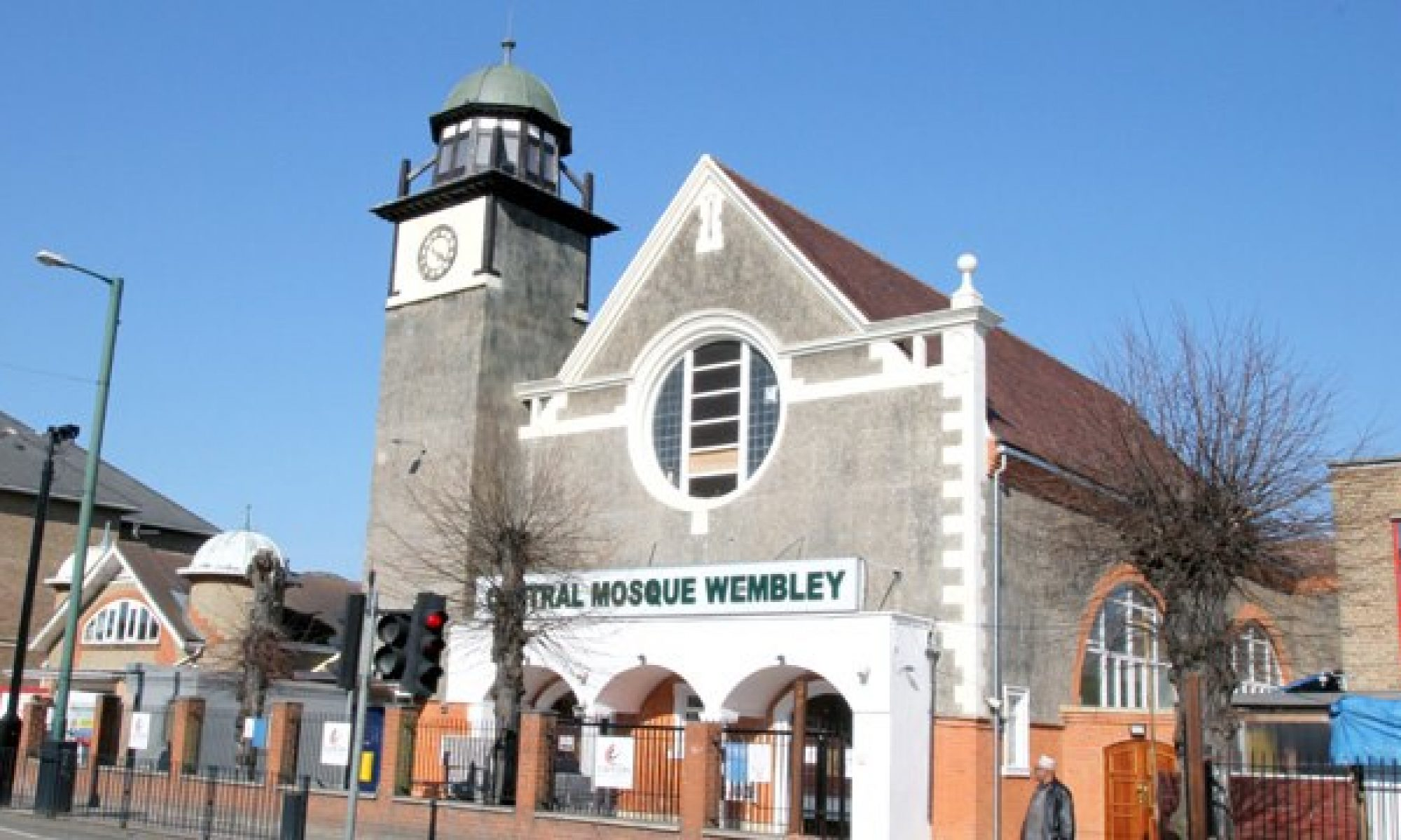 Save Wembley Masjid